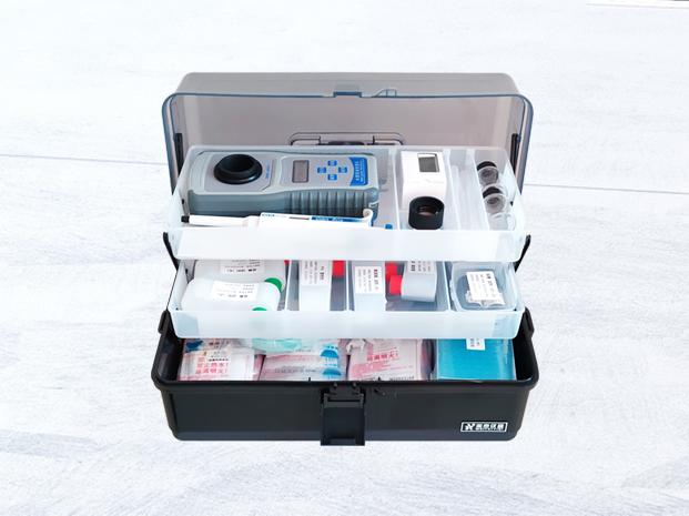 美泰仪器水体医生品牌游泳池水质检测仪专业版